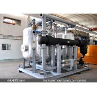 Wholesale Back wash control Industrial Filtration System / oil filtration system from china suppliers
