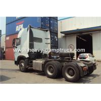 Wholesale 6x4 Tractor Unit / Tractor Trailer Truck With Powerful Engine 420hp And 2x16t Rear Axles from china suppliers