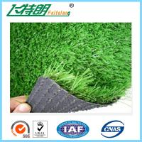Wholesale Plastic Monofilament Fake Grass Artificial Lawns Flat Shape Fastness from china suppliers