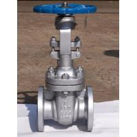 Wholesale API Stainless Steel CF8 2 Inch 150LB Wheel Handle Flanged Gate Valve For Oil from china suppliers