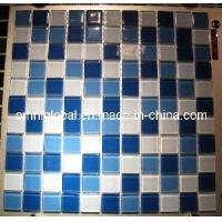 Wholesale Swimming Pool Glass Mosaic (Mosaic Size: 20x20mm) from china suppliers