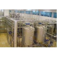 Wholesale Dairy Products Multi Effect Evaporator , Food Industry Long Tube Vertical Evaporator from china suppliers