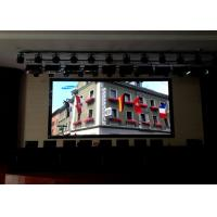 Quality Video Wall Solution Audio Visual Rental Led Display ,2.6 mm SMD LED Screen For Rent for sale