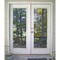 China 60 Series Aluminum Thermal Break French Door (FRD-021) on sale