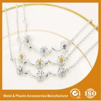 Wholesale Promotional Unique Custom Metal Chain Bracelets In Gold / Silver from china suppliers