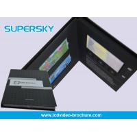 Wholesale Customized Style Craft LCD Video Card Rechargeable With Magnetic Switch from china suppliers