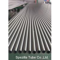 Wholesale A270 TP316L Seamless Stainless Steel Sanitary Pipe 180 Grit Outside & Inside Polished from china suppliers