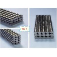 Wholesale Multi Pole N52 Grade Neodymium Cylinder Magnets Higher Corrosion Resistant from china suppliers