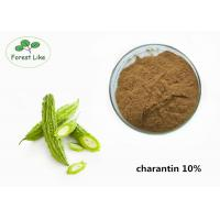 Wholesale 10% Charantin Herbal Powder For Weight Loss / Bitter Melon Extract Powder from china suppliers