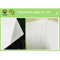 Wholesale High Stiffness A2 Cardboard Sheets Art Board For Air Ticket Multiplication from china suppliers