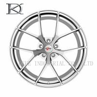 Wholesale Professional OEM Aluminum Forged Wheels One Piece With 18 Spokes from china suppliers