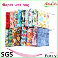 Wholesale Ohbabyka Waterproof Laundry Zipper nappy bag for baby diaper from china suppliers