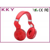 Wholesale Colorful On Ear Headband Bluetooth Headphones With Microphone Noise Cancelling from china suppliers