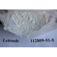Wholesale Bodybuilding and Fat Loss Muscle Growth Steroids Raw Powder Femara / Letrozole from china suppliers