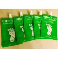 Wholesale Different Sizes Stand up Reusable Spout Pouch for Supplements from china suppliers