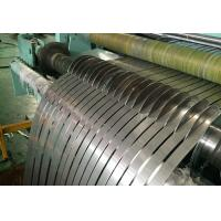 Wholesale Grade 201 430 Stainless Steel Metal Strips Width 16 - 70mm For Packing Strap 2B Finish from china suppliers