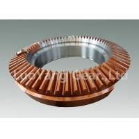 Wholesale High Performance Heavy Duty Coniflex Gears , Large Straight-Teeth Conical Gear from china suppliers