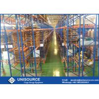 Wholesale Multi Level Pallet Storage Racks High Grade Hot Rolled Q235B / Q345 For Warehouse from china suppliers