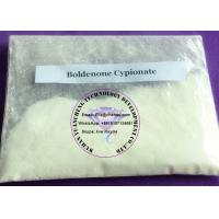 Wholesale Anabolic steroid powder Boldenone Cypionate dosage recipe for bodybuilding from china suppliers