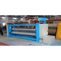 Wholesale High Capacity Two Roll Fabric Calender Machine 5.5 m With Gsm 60-1500g/M2 from china suppliers