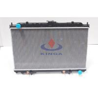 Wholesale Auto parts radiator For 2003 nissan maxima radiator 21410-2Y000 / 21460-2Y700 from china suppliers