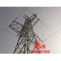 Wholesale 35KV suspension tension transmission line tower from china suppliers