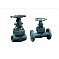 Wholesale Oil Cast Steel Gate Valve with One Side Screwed / One Side Socket Weld from china suppliers