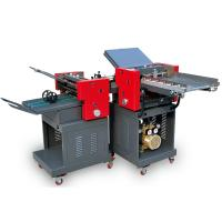 Wholesale Auto 380X520 MM Paper Folding Equipment 1500 Watt With A Counter from china suppliers