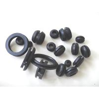 Wholesale OEM Black Auto Rubber Bushing NBR , Waterproof Bushing 70 ROHS FDA from china suppliers