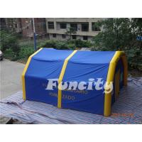 Wholesale Blue Event Inflatable Air Tent Airproof for Party from china suppliers