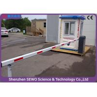 Wholesale Straight automatic car park barriers system for indoor /  Outdoor parking Lot from china suppliers