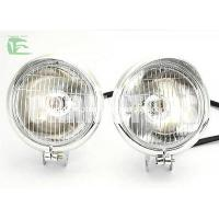 Wholesale Front fog lights Harley Davidson Motorcycle Parts Double Fog lights from china suppliers