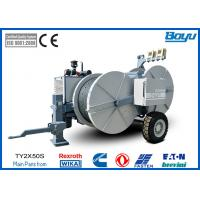 Wholesale Double Conductors Hydraulic Tension Stringing Equipment 11Tons , Conductor Diameter 40mm from china suppliers
