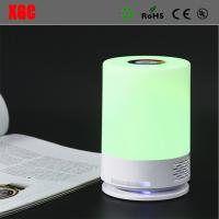Wholesale XGC Newest Product Glowing Outdoor Wireless Night Light Table Lamp Portable Bluetooth Speaker from china suppliers
