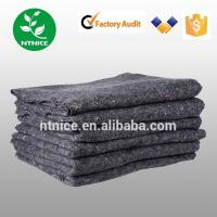 "Wholesale 72""x80"" 100% recycled cotton durable felt pad moving pads/blankets Worship Blanket from china suppliers"