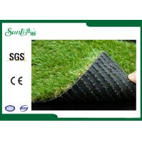 Buy cheap PE Yarn Outdoor Artificial Grass Four Color 15750 Density For Landscaping from wholesalers