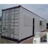 Wholesale Long life Shipping Container Housing for Living Camp with Sandwich Panel from china suppliers