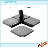 Wholesale 35KG Marble Offset Umbrella Base / Holding Cantilever Umbrella Stand from china suppliers