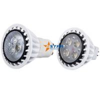 Wholesale High Lumen GU10 OR MR16 COB Led Spotlight 3-7W 100-240V Input from china suppliers