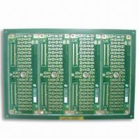 Wholesale 8-layer Board with Via Copper of 25.4μm, Used for Telecommunication from china suppliers