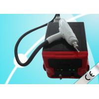 Wholesale Professional Yag Laser Tattoo Removal Machine Q Switch ND YAG 1064nm / 532nm And Pigment Removal from china suppliers