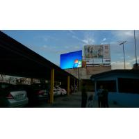 Quality Epistar 346 Led Billboard Display screen RGB video led advertising screen in Mexico for sale