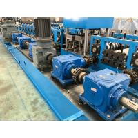 Wholesale High Speed C Z Purlin Roll Forming Machine with 70mm soild shaft from china suppliers