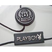 Custom Size / Logo Apparel Plastic Seal Tags / Garment Seal Tags For Clothing / Shoe/Jewellery