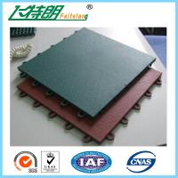 Wholesale PP Playground Rubber Mats for Kindergarten / Park / Playground 40 degree - 80 degree from china suppliers