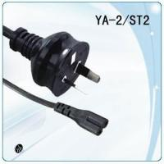 SAA approval e27 lamp holder plastic wholesale lamp cord set