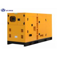 Wholesale Industrial 300KW Soundproof Diesel Generator  By Cummins Engine , Rate Output 380KVA from china suppliers