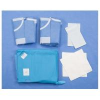 Wholesale Urology TUR Custom Procedure Packs , Cloth Surgical Pack Wraps from china suppliers