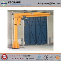 Buy cheap Mini 500kg Electric Jib Crane With 1.5KW Motor,Jib Crane Features from wholesalers