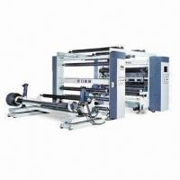 Quality 36kW Paper Slitting Machine with 0 to 300m/min Slitting Speed for sale